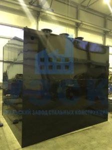 Бак по серии 5.904-43 А16В 101.000-08 для воды в Степногорске