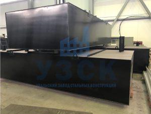 Бак для воды по серии 5.904-43 А16В в Шымкенте