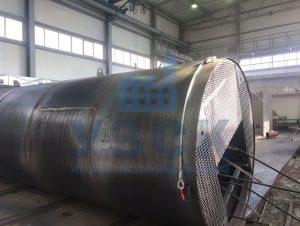 Резервуар РВС стальной вертикальный 400 кубов в Степногорске