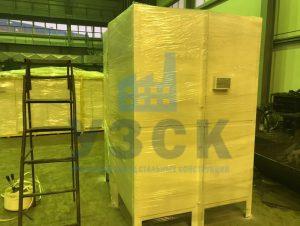 Упаковка продукции для АЭС в Шымкенте