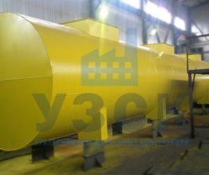 Емкость горизонтальная стальная в Степногорске