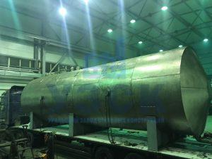 Резервуары РГС 60 м3 в Степногорске